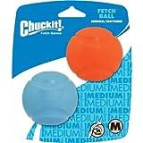 Chuckit Fetch Ball Medium (2 Pack)