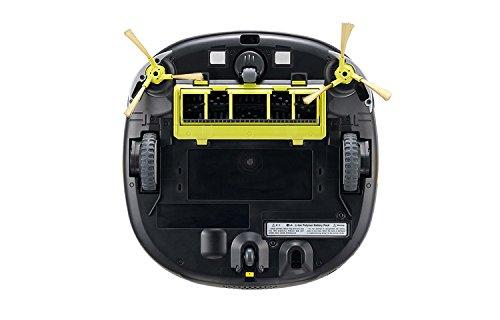 LG VR6270LVMB - Robot aspirador, 18 W, color negro: Amazon.es: Hogar