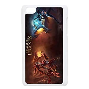 League Of Legends For Ipod Touch 4th Csae protection phone Case ST157214