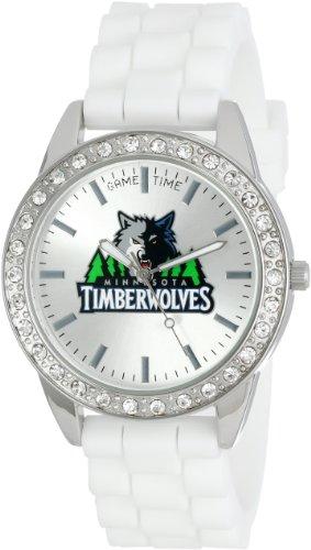 "UPC 846043100754, Game Time Women's NBA-FRO-MIN ""Frost"" Watch - Minnesota Timberwolves"