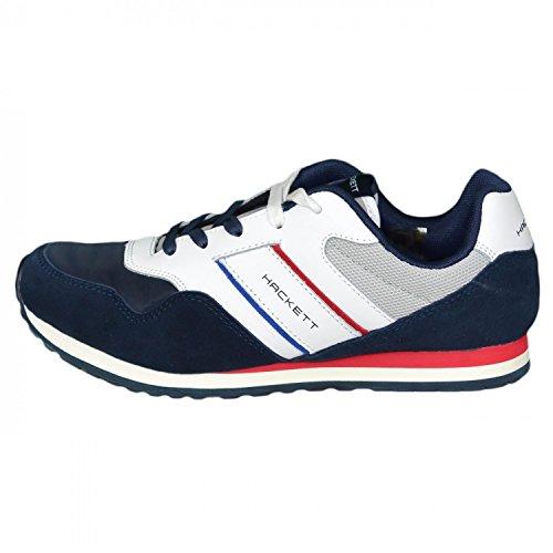 Hackett London Pro Team Runner, Sneaker Uomo blu