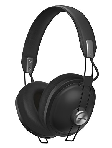 PANASONIC Wireless Retro Over-The-Ear Headphones with Blueto