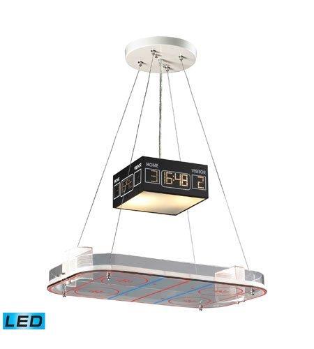 Hockey Pendant Light - 3