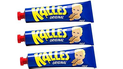 Kalles Kaviar 3-Pack - Caviar Greek