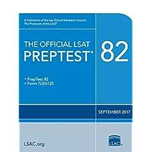 The Official LSAT PrepTest 82 (Official LSAT PrepTests)