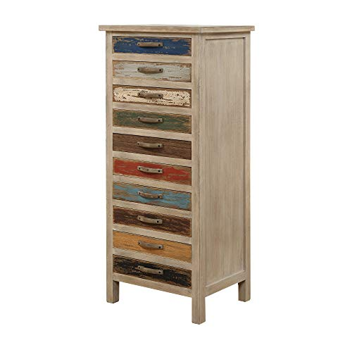 Felix Accent Cabinet in Artist Palette with Hardworking Storage And Organization, by Artum Hill