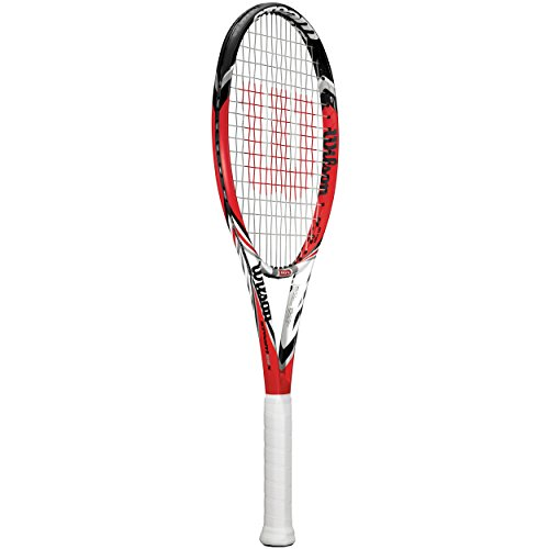 Wilson Steam 99S Tennis Racquet (4 1/4)