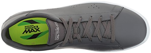 cheap limited edition Skechers Men's Go Vulc 2 Sneaker Charcoal/White buy cheap get to buy discount factory outlet hh2AtSS