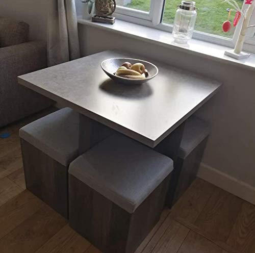 Miraculous Compact Dining Table And Chairs Space Saving Vintage Kitchen Evergreenethics Interior Chair Design Evergreenethicsorg