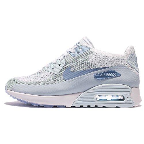 Nike - Cerrado Mujer Blanco, azul
