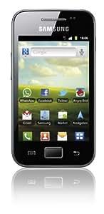 "Samsung Galaxy Ace (S5830i) - Smartphone libre (pantalla táctil de 3,5"" 320 x 480, cámara 5 Mp, 158 MB, procesador de 832 MHz, 278 MB de RAM, S.O. Android 2.3), negro"