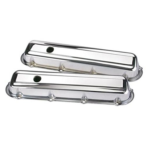 472-500 Fits Cadillac Chrome Valve Covers