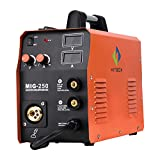 HITBOX New Arrival Mig Welder MIG250 MIG Lift TIG ARC Gas and Gasless