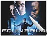 Movie Poster 107 - Equilibrium Standard Cutting Board