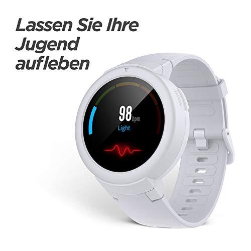 Amazfit Verge Lite - Reloj de Fitness color blanco
