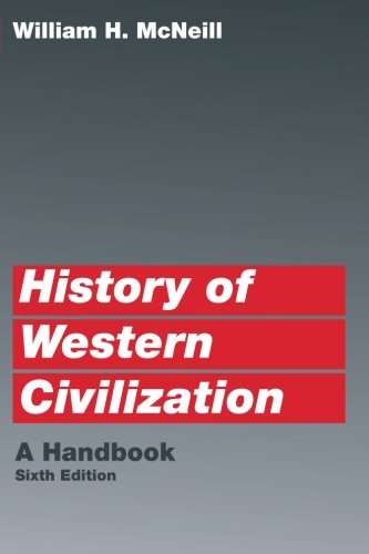 History of Western Civilization: A Handbook