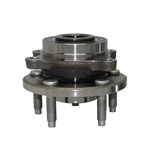 Detroit Axle - Front Wheel Bearing & Hub Assembly - 2009-2016 Ford Flex - [2010-2016 Ford Taurus] - 2009-2016 Lincoln MKS - [2010-2016 Lincoln MKT] (Wheel Ford Taurus Front Bearing)