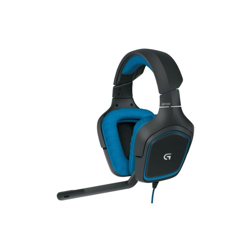 Logitech G430 7.1 DTS Headphone: X and D
