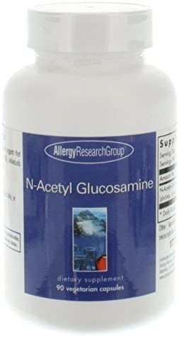 Allergy Research Group – N-Acetyl Glucosamine 500 mg 90 caps