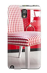 Awesome Design Red Gingham Chair Red Cabinet 038 White Wood Floor In Boy8217s Room Hard Case Cover For Galaxy Note 3