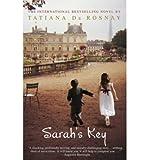 Sarahs Key by de Rosnay, Tatiana [Paperback]
