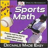 DK Sports Math: Decimals Made Easy