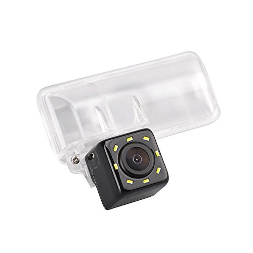 SUBARU FORESTER HD Auto Water-Proof Camera (Black) - 4