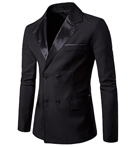 Double Breasted Sport Coat - 7