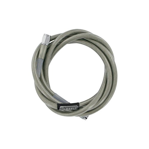 UPC 087133583211, Russell Universal Braided Stainless Steel Brake Line - 66in R58322S