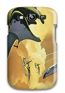 DanRobertse Case Cover Protector Specially Made For Galaxy S3 Star Wars Tv Show Entertainment