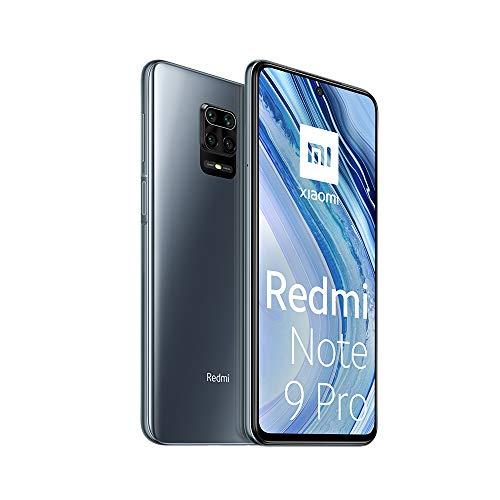 🥇 Xiaomi Redmi Note 9 Pro – 128GB + 6GB RAM
