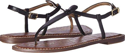 Libby Womens Flat Shoes - Sam Edelman Women's Gigi True Black Leather 7.5 W US