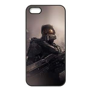 iPhone 5 5S Phone Case Black Hero Game OH8L3WFT Custom Phone Cases Uk