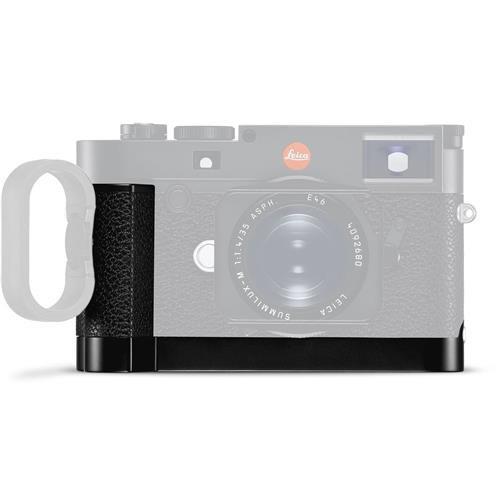 Leica Hand Grip for M10 Digital Camera, Black