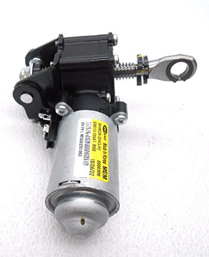 HYUNDAI New OEM 2014-2015 Genesis Power Seat Motor Driver Side - 88683-B1000