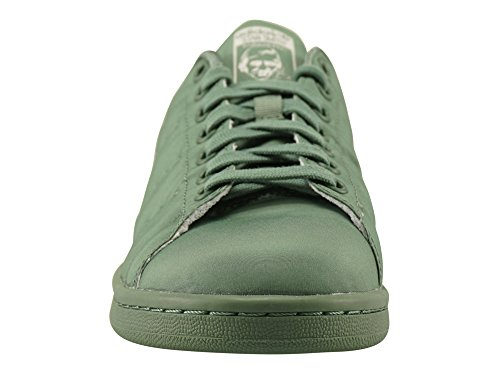 W Verde Basso adidas a Sneaker Trace Donna Green Stan Smith Trace Trace Green Green Collo 8Y8aAE