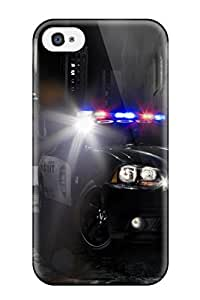Larry B. Hornback's Shop New Style Premium Case With Scratch-resistant/ Dodge Charger Pursuit 2011 Case Cover For Iphone 4/4s 7679886K69757357