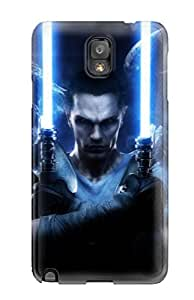Hot ShkyoHZ969yrQQY Star Wars Unleashed Case Cover Compatible With Galaxy Note 3