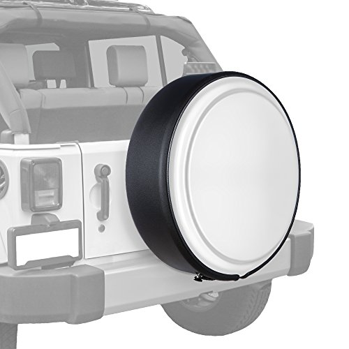 jeep tire cover hard - 8