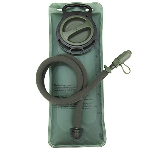 Condor 2.5L Hydration Bladder Olive (Best Chest Rig With Hydrations)