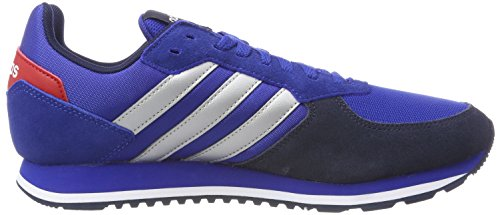 Royal adidas Trainers 8k Collegiate Scarlet Blue Men Silver Matte rzwzqXH