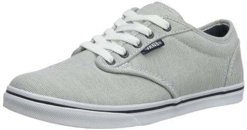 Vans Atwood Low Women US 10 Gray Skate Shoe