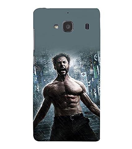 the latest e99fb 3373f printtech Xmen Wolverinee Back Case Cover for Xiaomi: Amazon.in ...