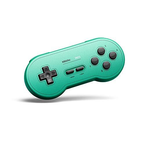 8Bitdo Sn30 Bluetooth Gamepad (GP Green Edition) - Nintendo Switch