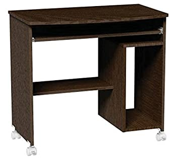 MUEBLES MATO - Mesa ordenador color wengue d321: Amazon.es ...