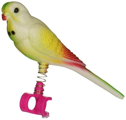 Penn Plax (BA509) Acrylic Bird Figure, Small