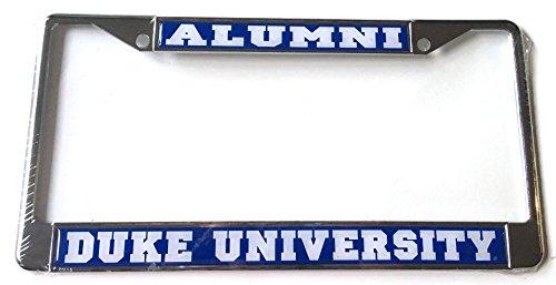 Duke University Alumni Car Tag License (Duke University Car)