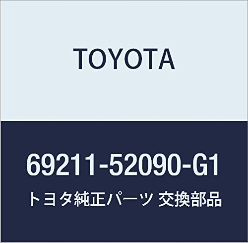 Toyota 69211-52090-G1 Outside Door Handle