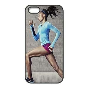 iPhone 4 4s Cell Phone Case Black Jogging Xatez