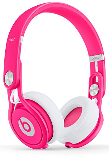 Beats EB9000009803 Pink Mixr Headphones Beats BY Dre With